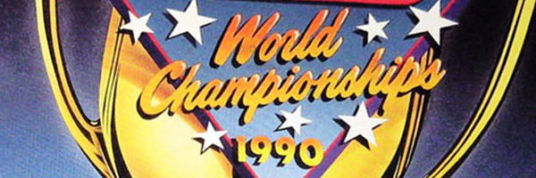 Cover World Championship 1990