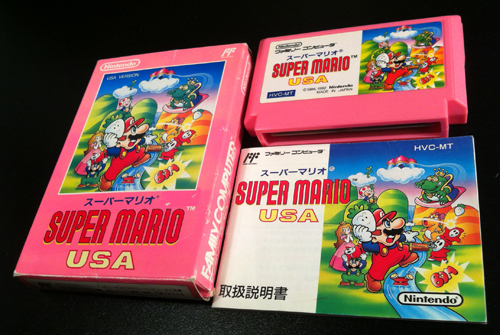 Super Mario USA ! - NES Classic Mini: Nintendo zeigt ...