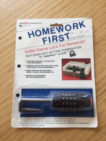 Homework First