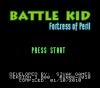 Battle Kid: Fortress of Peril title