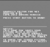 Graphics Editor for NES title screen