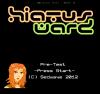 Hiatus Ward pantalla de título