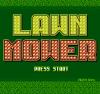 Lawn Mower title