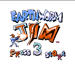 Earth Worm Jim 3