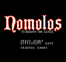 nomolos title screen