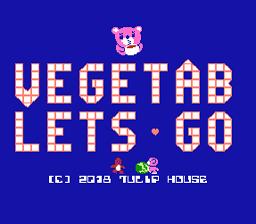 Vegetablets Go title screen