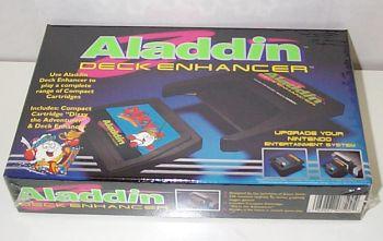 Aladdin Deck Challenger