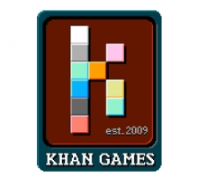KHAN Games logo