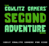 The Cowlitz Gamers 2 title screen