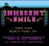 Inherent Smile title screen