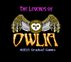 The Legends of Owlia title screen