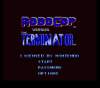 Robocop VS. Terminator title screen