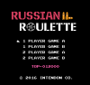 Russian Roulette title screen