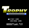 Trophy title screen