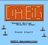 Dabg - Double Action Blaster Guys title screen