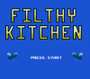 Filthy Kitchen title screen