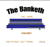 The Banketh - The Video Game title screen