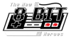 The New 8-bit Heroes logo